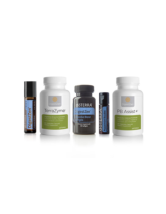 dōTERRA Tummy Support Kit