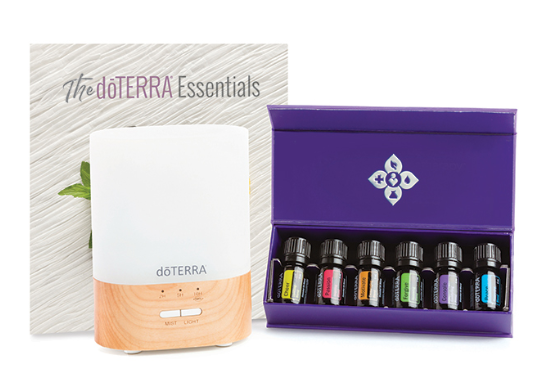 dōTERRA Essential Aromatics® Diffused  Enrollment Kit