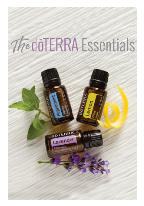 dōTERRA Essentials Booklet + Enrolment Fee