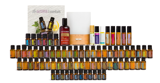 dōTERRA Essential Oil Collection  Enrolment Kit