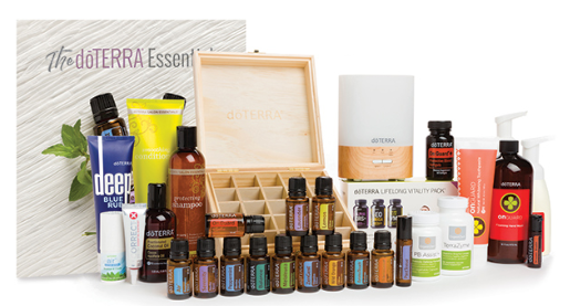 dōTERRA Natural Solutions Kit  Enrolment Kit