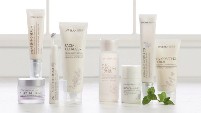 dōTERRA Skin Care Collection