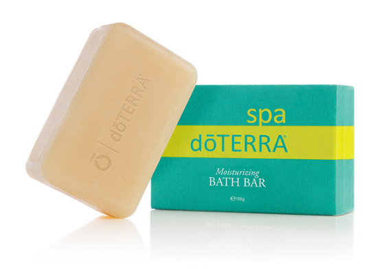 dōTERRA SPA Moisturizing Bath Bar - Bergamot & Grapefruit