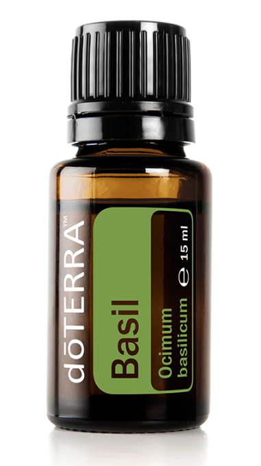 dōTERRA Basil Essential Oil - 15ml