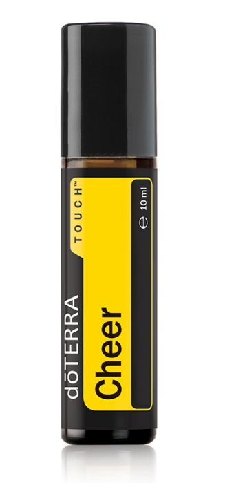 dōTERRA Cheer® Uplifting Blend Touch - 10ml Roll On