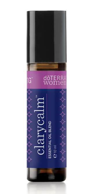 dōTERRA ClaryCalm® Solace Blend - 10ml Roll On