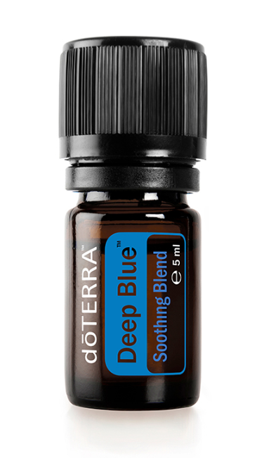 dōTERRA Deep Blue® Soothing Blend - 5ml