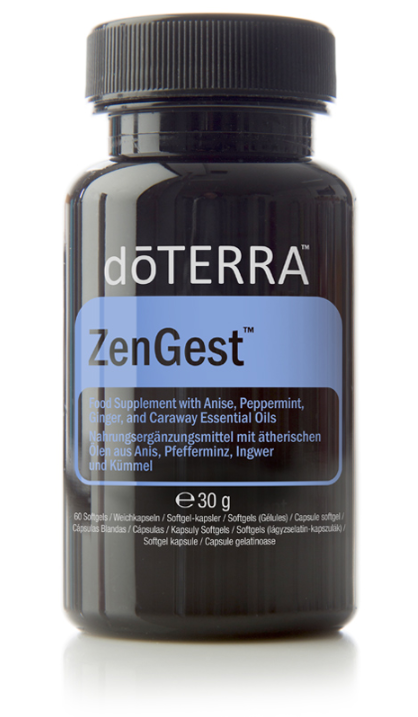 dōTERRA ZenGest® Softgels Supportive Blend
