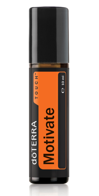 dōTERRA Motivate® Encouraging Blend Touch - 10ml Roll On