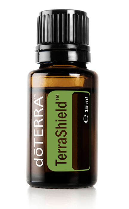 dōTERRA TerraShield® Outdoor Blend - 15ml