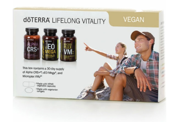 dōTERRA Vegan Lifelong Vitality Pack®