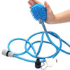 Image of Pet Bathing Cleaner w/Massage Tool