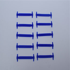 New!!! No Tie Silicone Shoe Laces Shoelaces