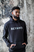 Men's Black Performance Hoodie - beyond-lifestyle
