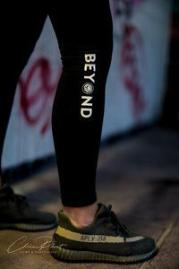 Women's Black Performance Leggings - beyond-lifestyle