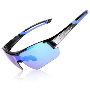WHEEL UP 3 Lens UV400 Cycling Eyewear Men Women Waterproof Coating Aerodynamic Bicycle Polarized Sunglasses Cycling Bike Glasses