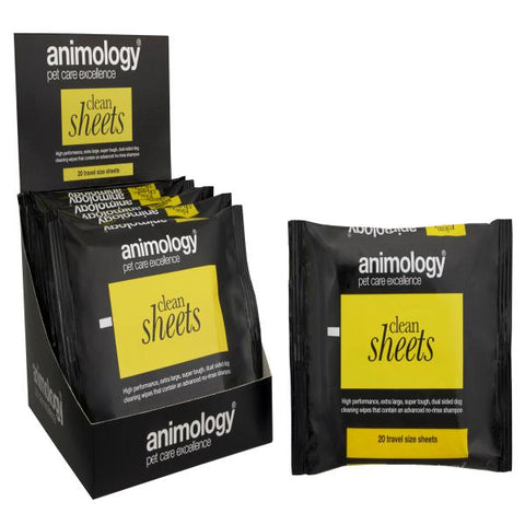 Animology Clean Sheets