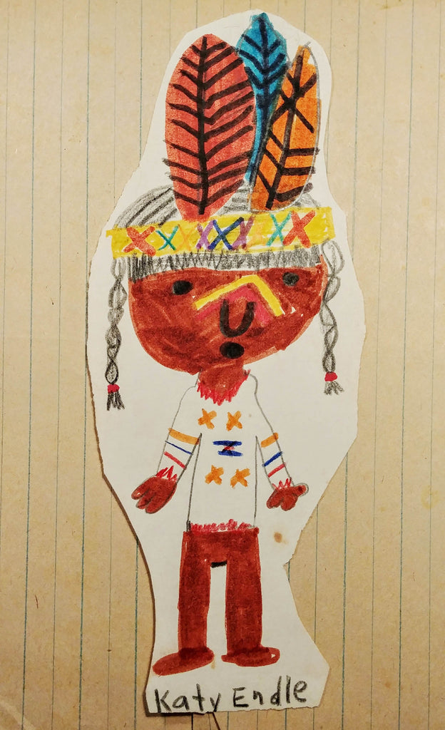 Dick Bruna Indian