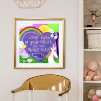 Room In Your Heart Print