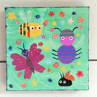 Busy Buzzy Bugs Print