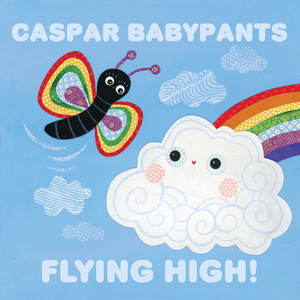 Caspar Babypants CD, Flying High!