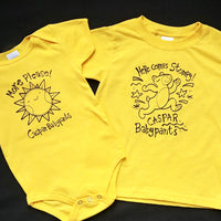 Caspar Babypants More Please! Infant Onesie