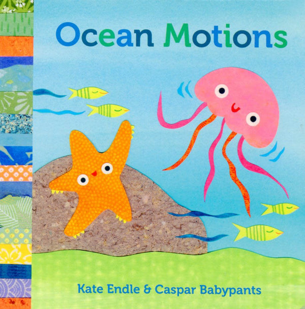 Ocean Motions Kate Endle board book