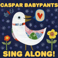 caspar babypants sing along kids album cd