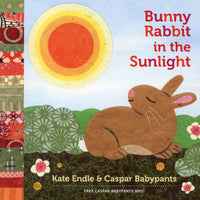 kate endle caspar babypants board book