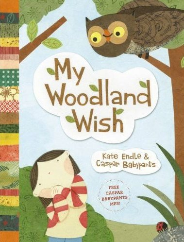 My Woodland Wish picture book