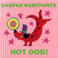 casapr babypants hot dog childrens music cd