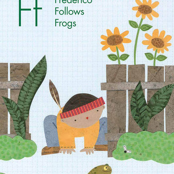 frog picture book illustration kate endle