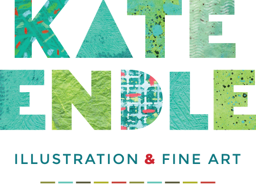 Kate Endle Illustration and Fine Art