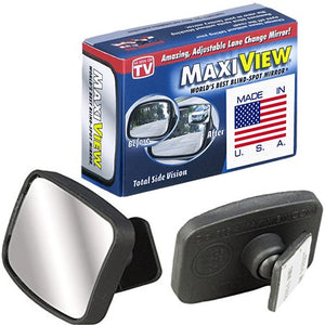 Item 1 -  1 Pair Maxiview Mirrors