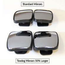 Item 8 - Towing Mirrors