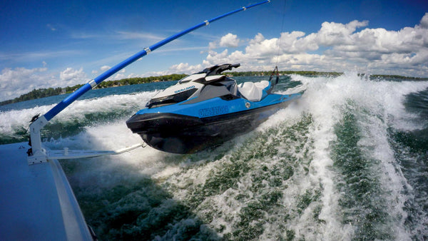 Magic Marine Tow: New Gen For Sea-Doo,WaveRunner and Jet Ski