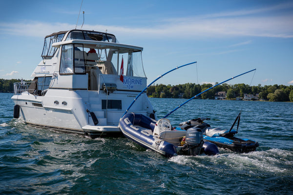 Magic Marine Tow: New Gen For Dinghy and Tenders