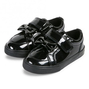 Kickers Tovni Bow Strap Shoe