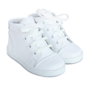 Borboleta High Top White