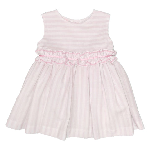 Granlei Stripe Dress Pink
