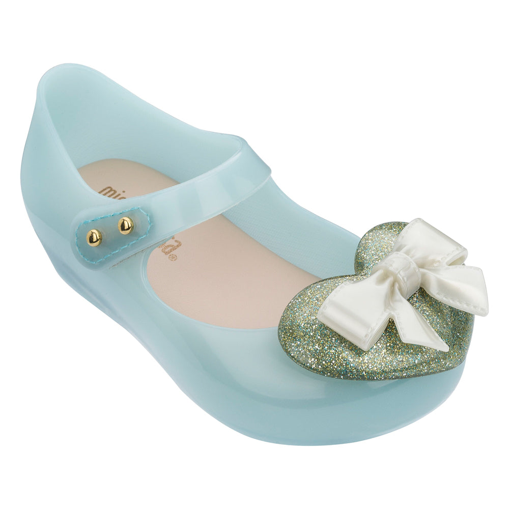 Mini Melissa Ultragirl Princess Heart Sky Contrast