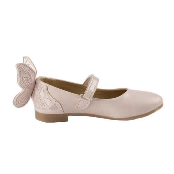 Caramelo Butterfly Mary Jane Pink