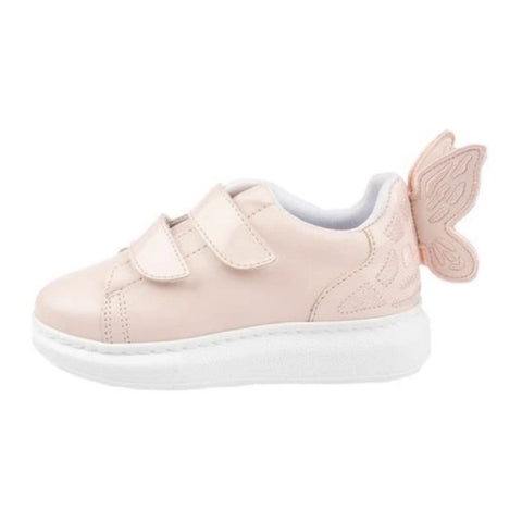 Caramelo Butterfly Trainer Pink
