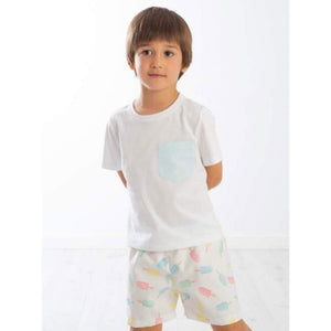 Meia Pata Lolly Ice Shorts Set