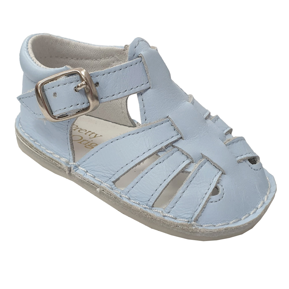 Pretty Originals Sandal Pale Blue