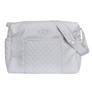 Babidu Quilted Bag Small Grey