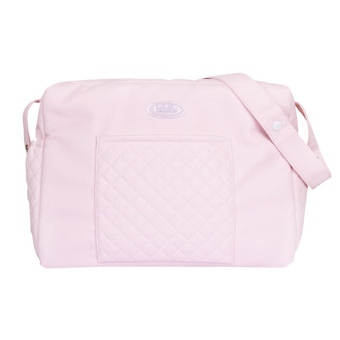 Babidu Quilted Bag Small Pink