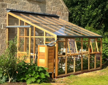 Building A Small Greenhouse