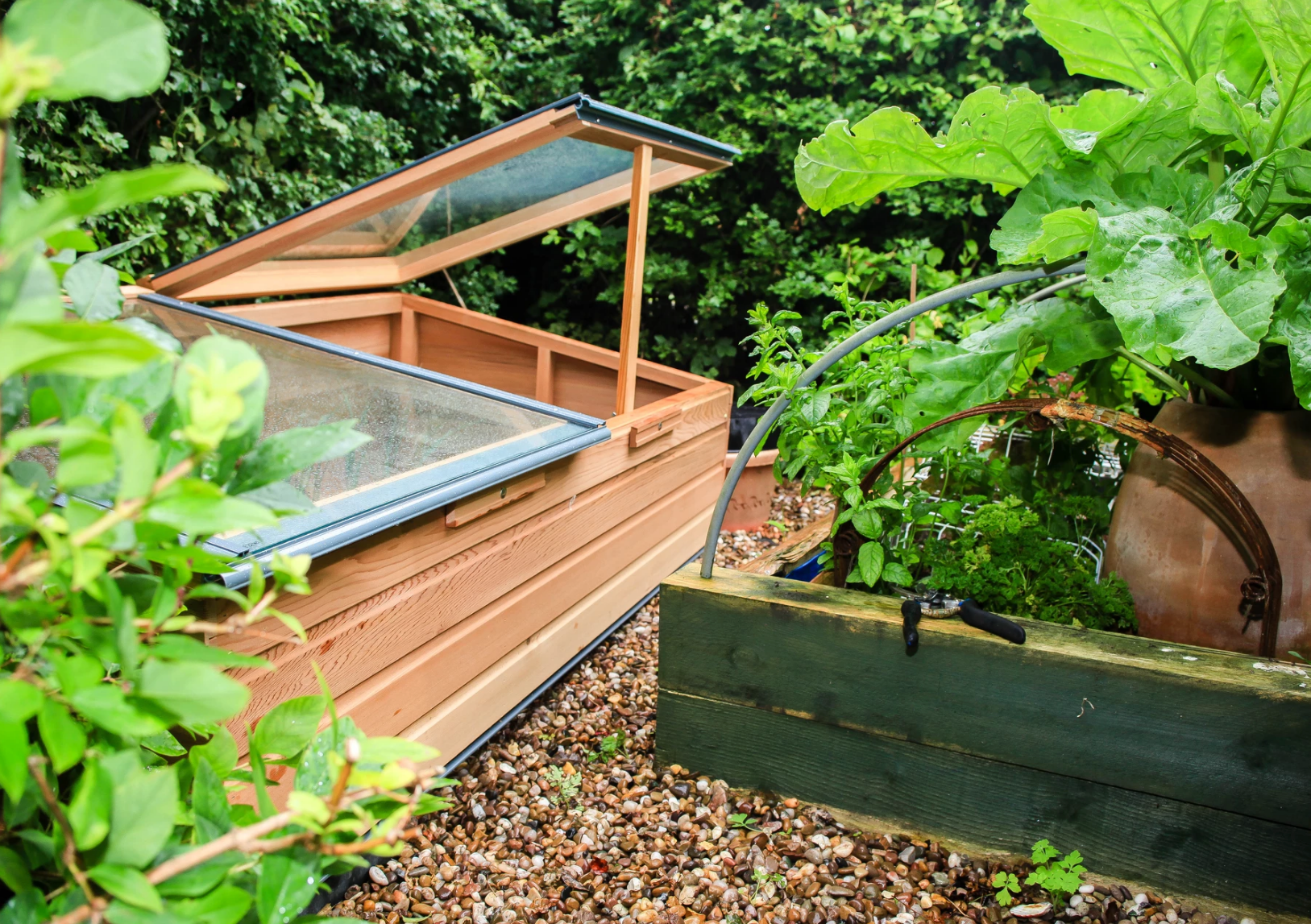 The Best Small Wooden Greenhouses Available Today