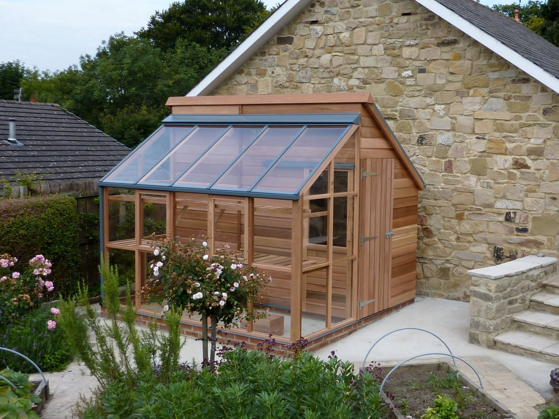 The Advantages Of A Grow & Store Greenhouse
